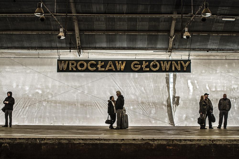 Wrocław Train Station
