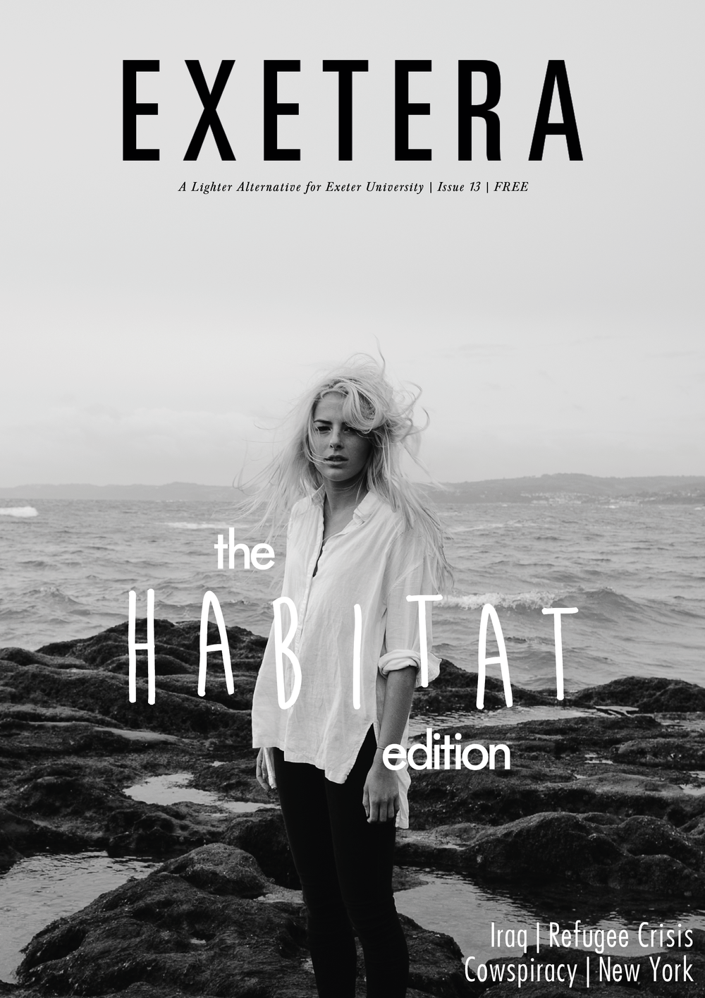 Exetera Magazine - The Habitat Edition | Issue 13