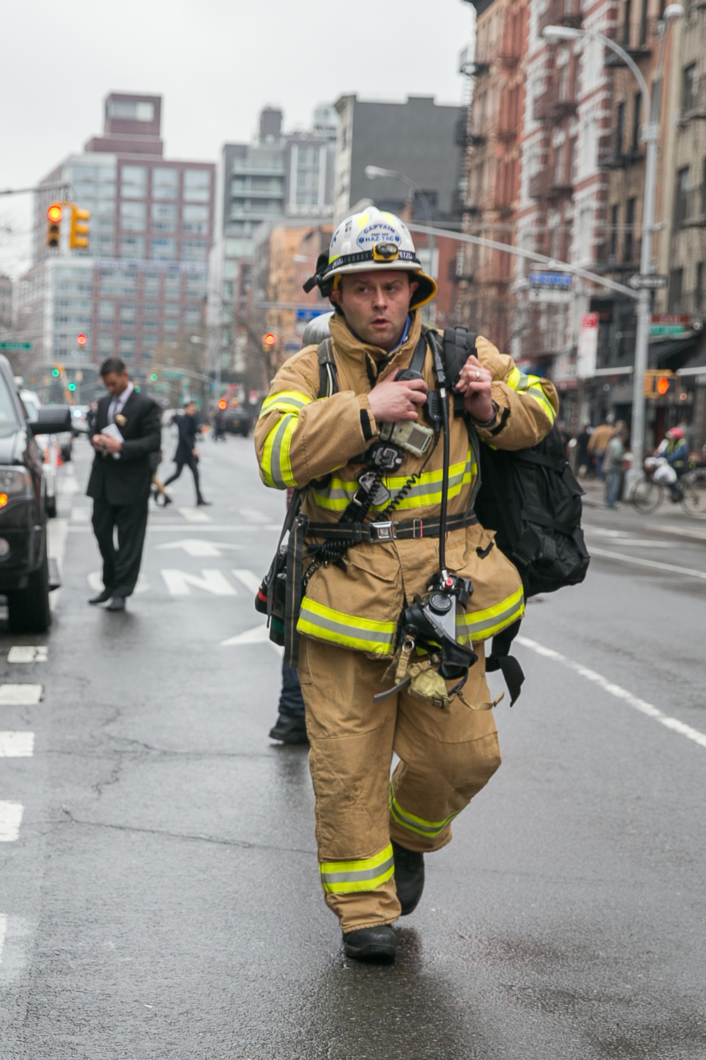 fireman, fire, 2nd avenue, brave, fearless