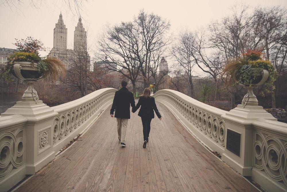 Kelly & Troy / Central Park