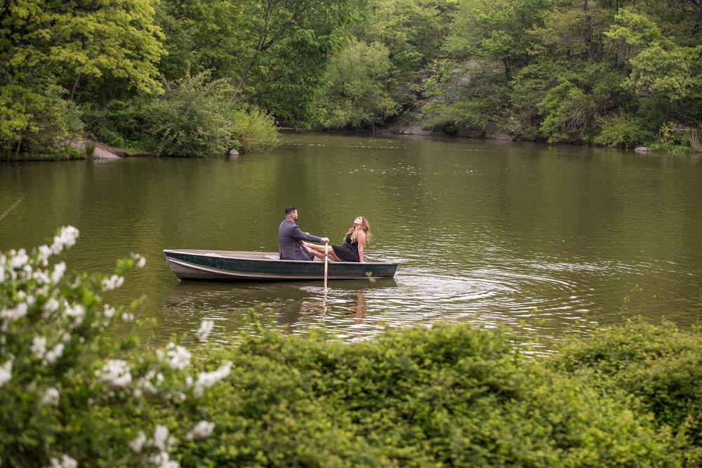 Katie & Ryan / Central Park