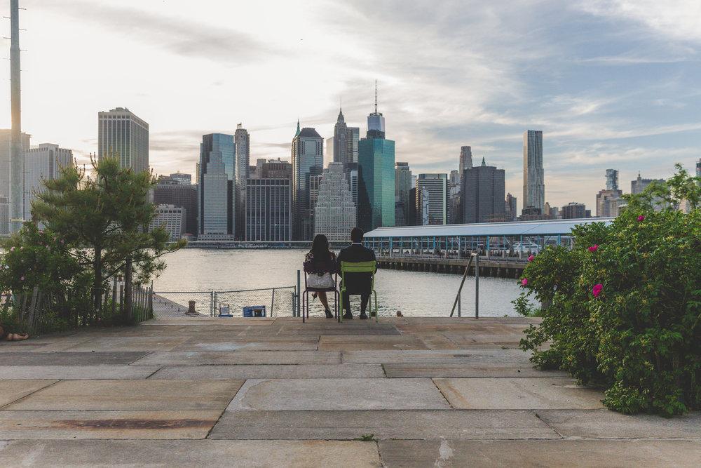 Anisha &Jaimin / Brooklyn Bridge Park