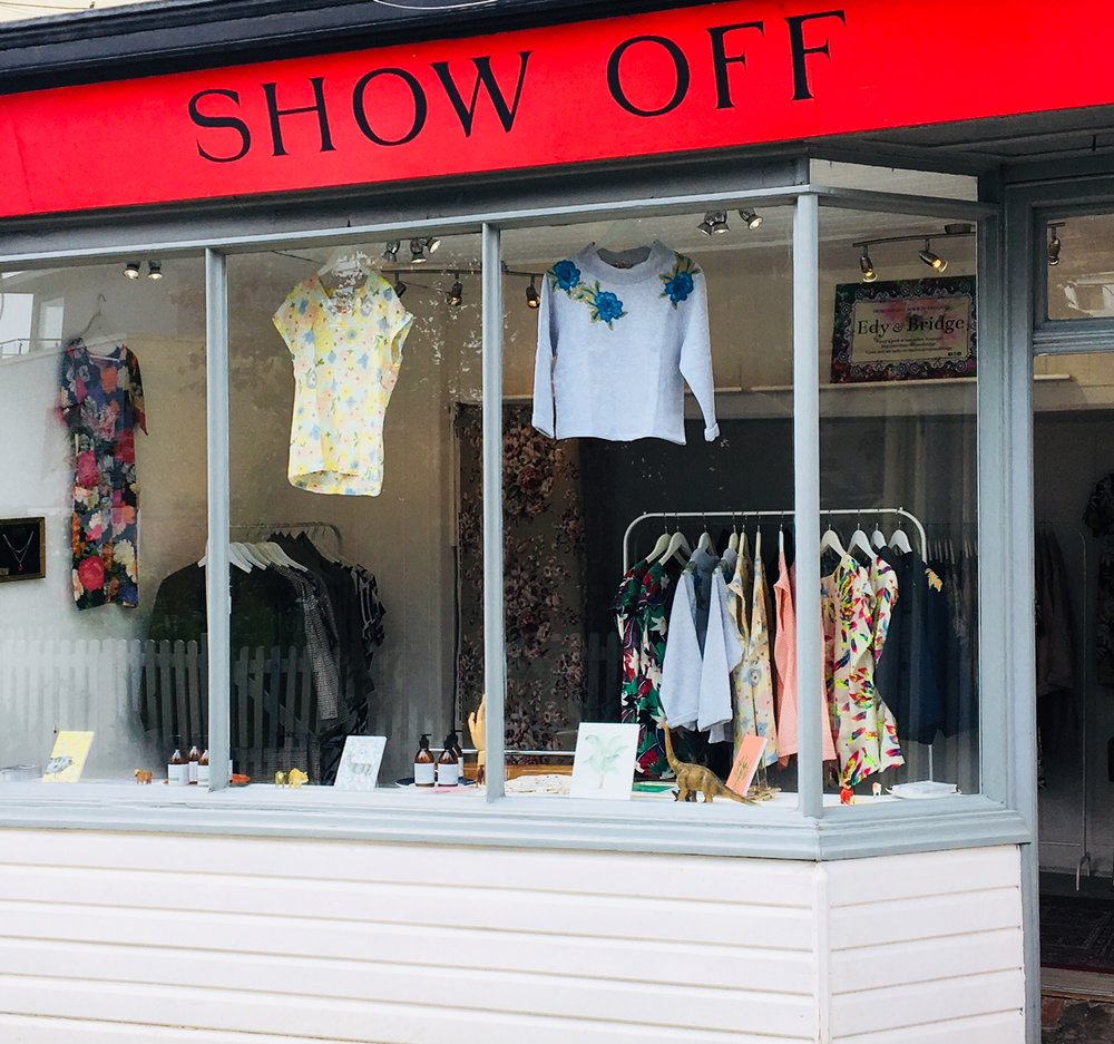 Our Whitstable shop