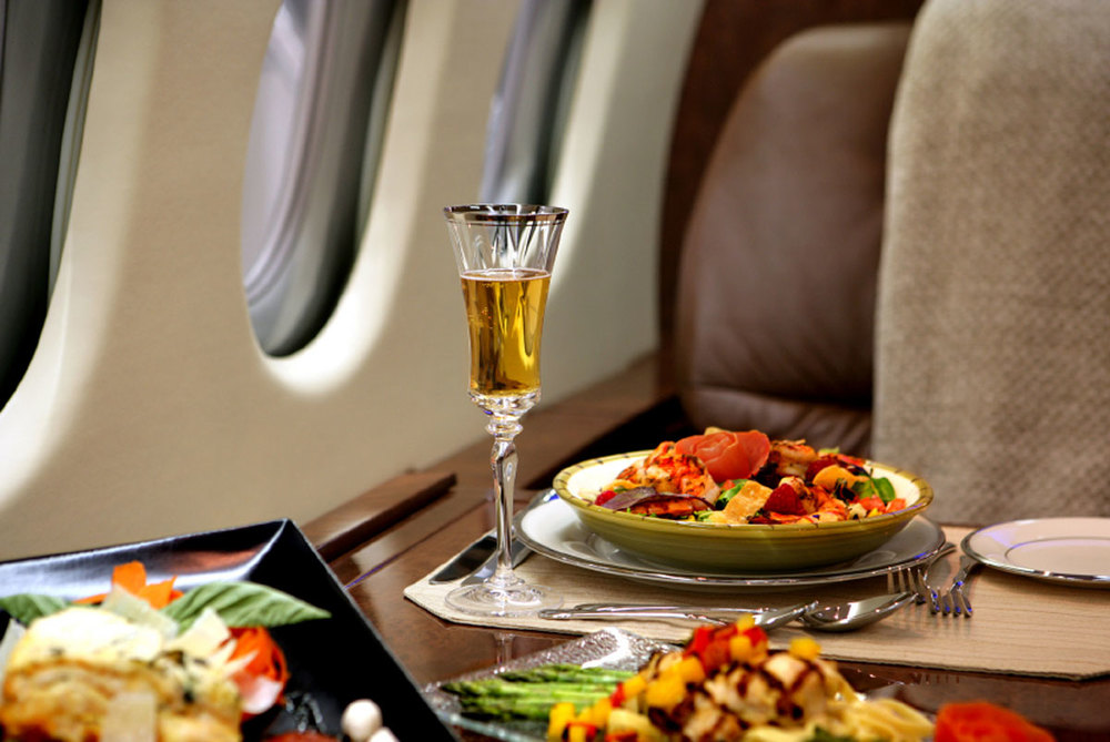 Experience World-Class service wherever you fly