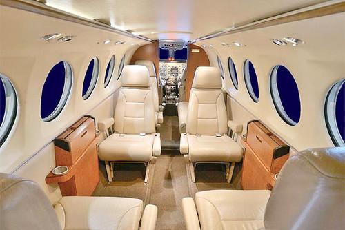 King Air 200 Sentryjet