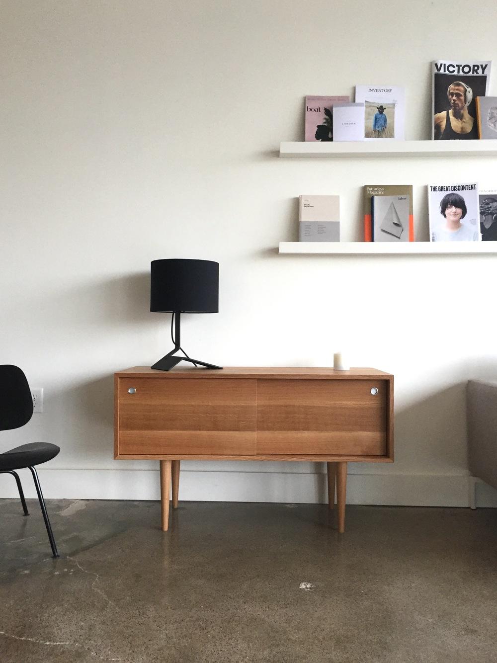 Classic Credenza Small Eastvold Furniture