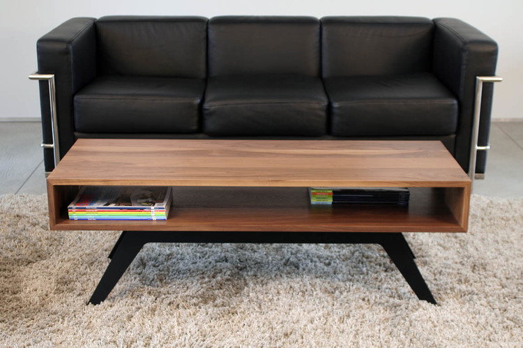 Elko Coffee Table - Walnut - Elko Coffee Table - Walnut — Eastvold Furniture