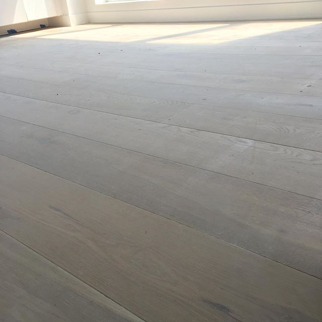 We love a new hard wood floor. Upper East Side condo in NYC renovation coming along nicely