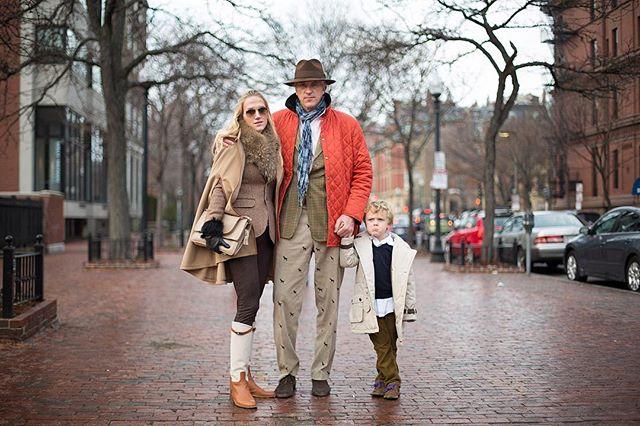 👪 #streetstyle #familygoals