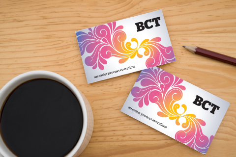 ECONOMY CARDS: If you have 5-6 business days, you can have thicker cards at cheaper prices.