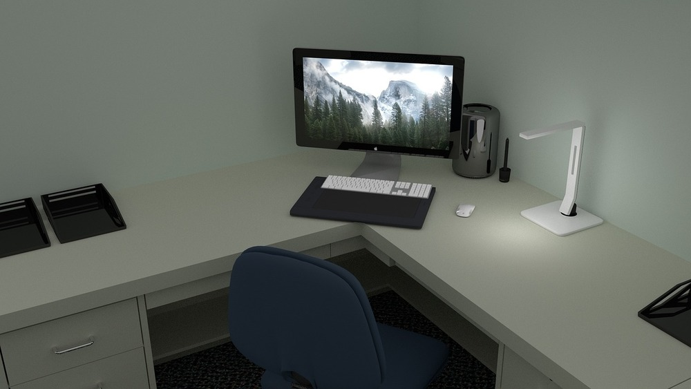 Clutter-free Workspace