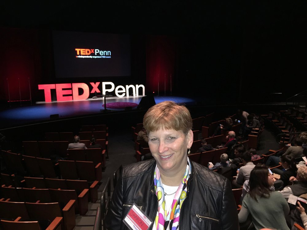 Like TED Talks? Look for opportunities to attend a day of TED talks. This was in Philly last Spring.