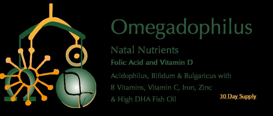 Natal Nutrients - Omegadophilus
