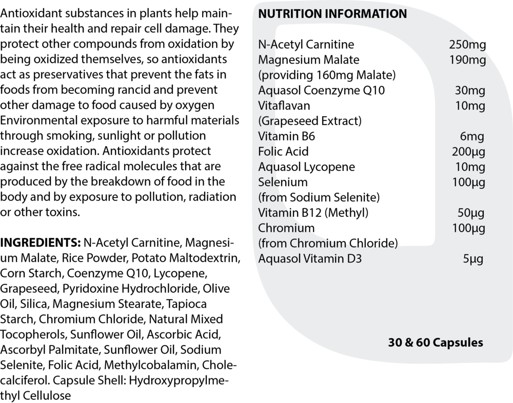 Antioxidant product information page.png