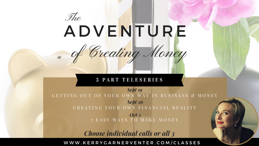 adventure of creating money
