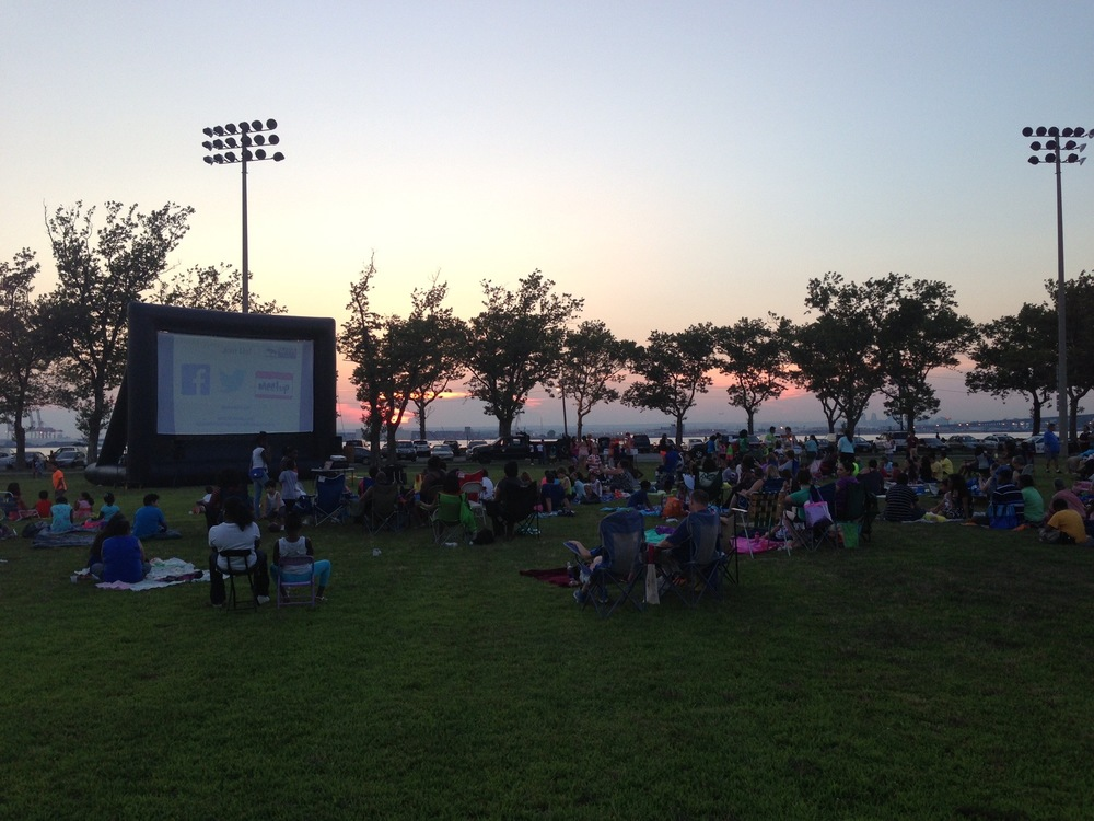 PREMIERE OUTDOOR MOVIES IS THE NORTHEAST'S #1 OUTDOOR MOVIE PROVIDER