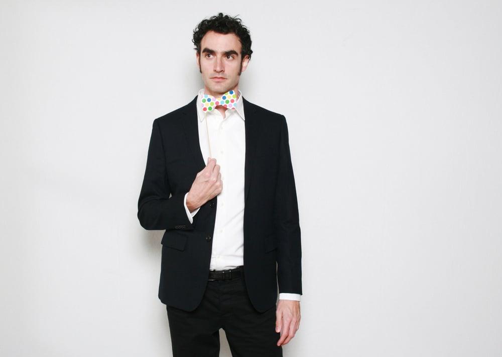 Photo courtesy of Jerome Jakubiec. Find him at  photomatonchic.com