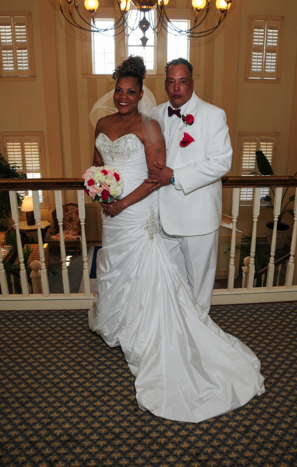 Mr & Mrs Proctor!