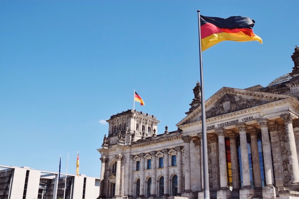 Der Reichstag- Haus of German Parliament