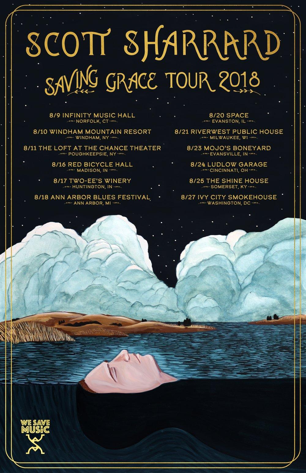 Scott Sharrard August 2018 Poster.jpg