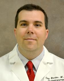 Clayton Borden, MD
