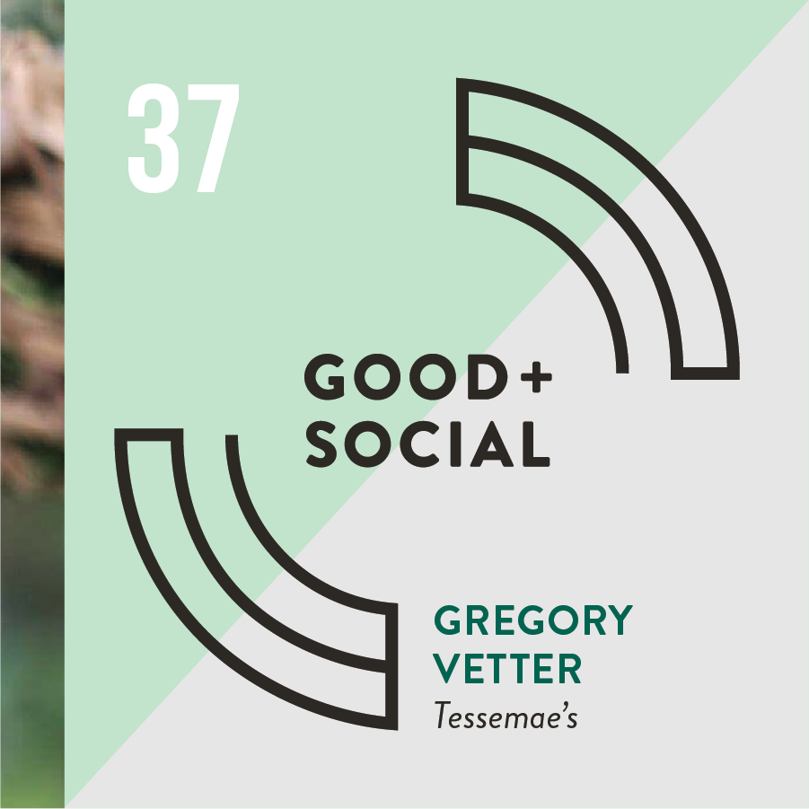 social entrepreneurs — Good and Social Podcast — One K Creative