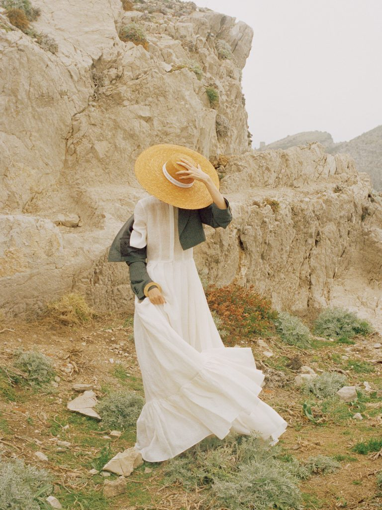 athingcalledbliss :     Layla by Annie Lai for   La Dolce Vitta   Kinfolk Magazine #28