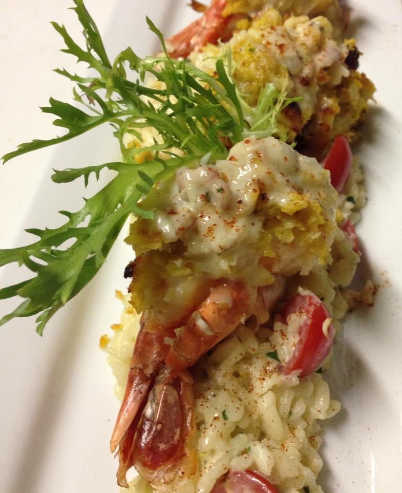 Stuffed Shrimp