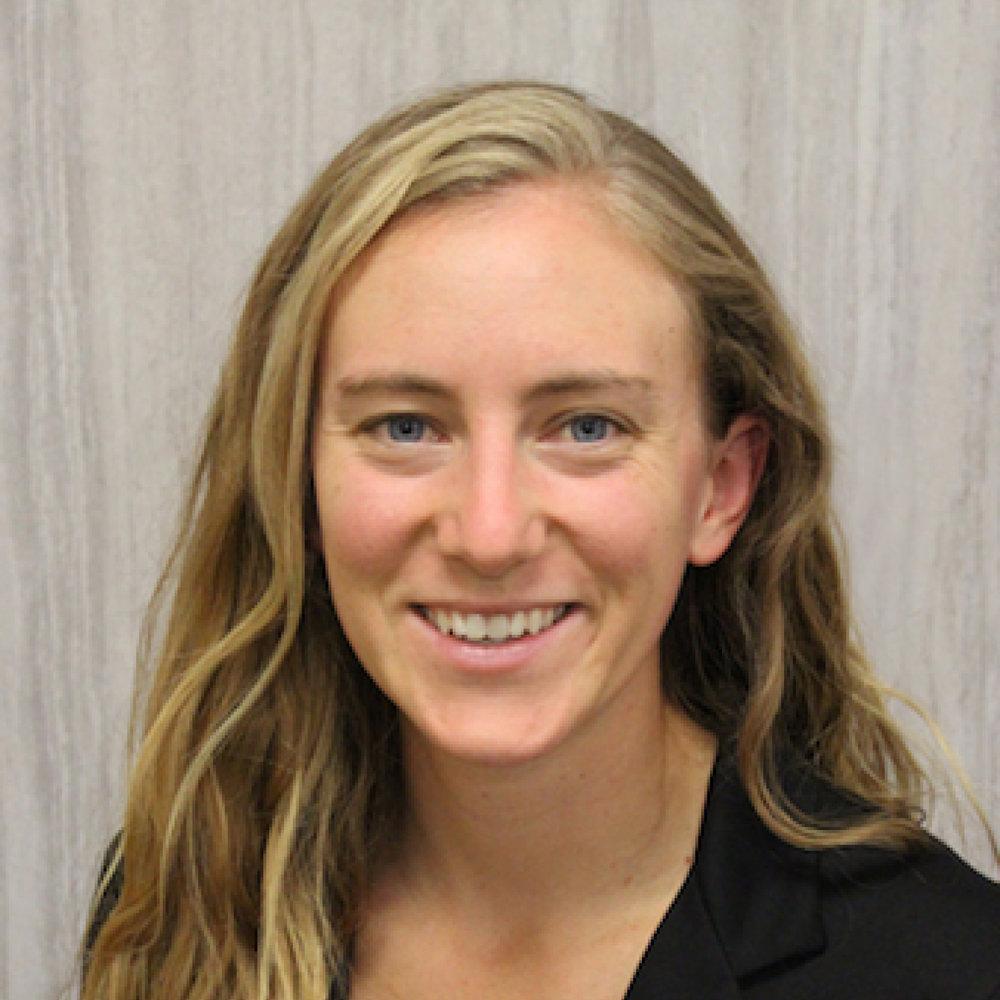 Kelsey Sholund, 2016 Dr. Burr Field Scholarship recipient