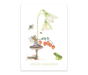Greeting Cards Wishingwell
