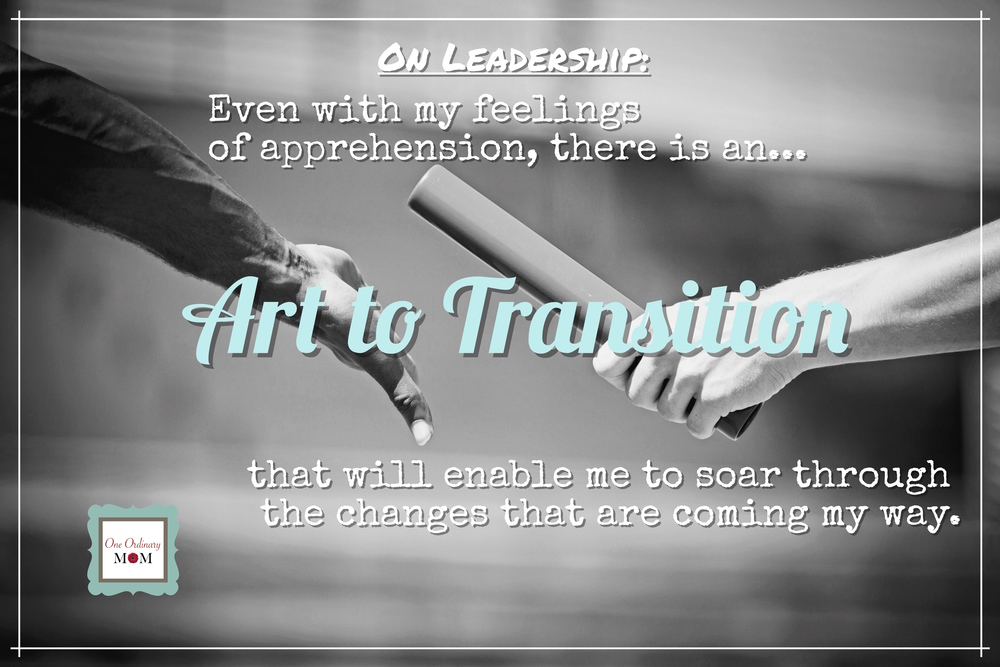 The Art of Transition @ OOM