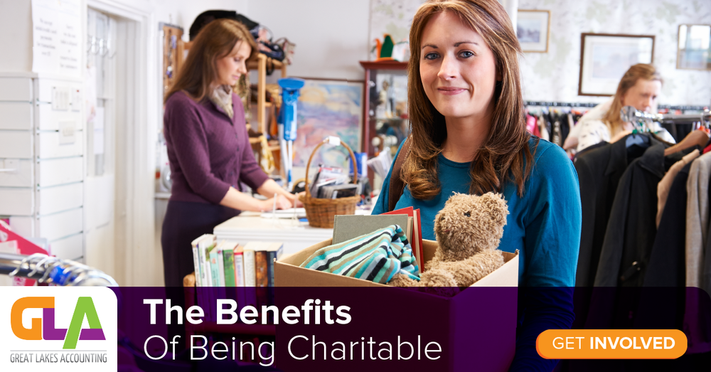 Charity Benefits