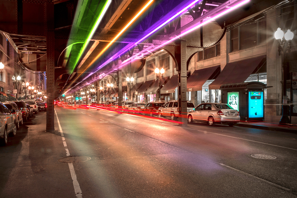What are The Wabash Lights?