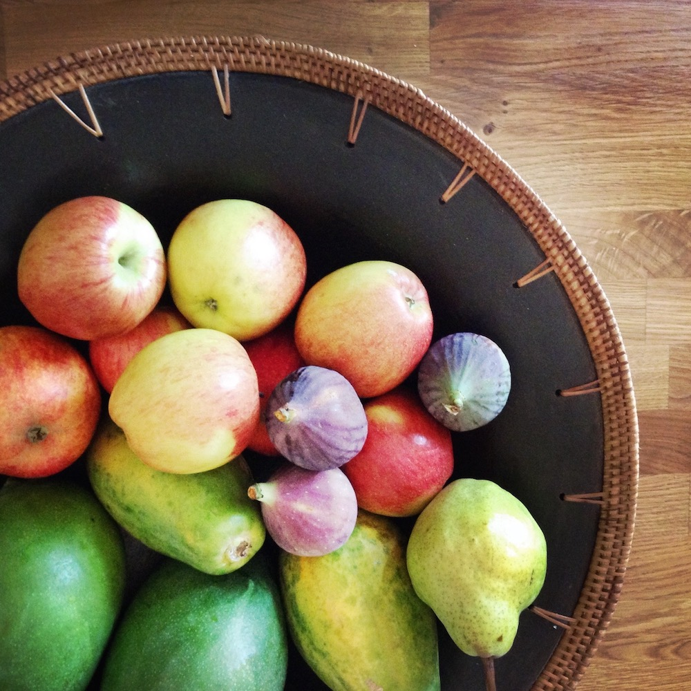 fruit bowl | the reluctant cook