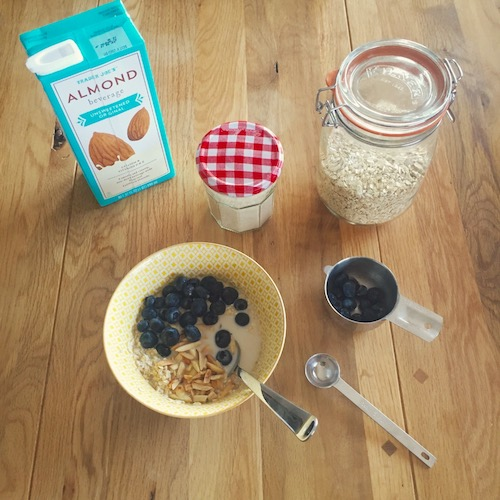 Morning Oats | The Reluctant Cook