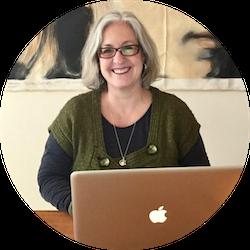 Kerstin Martin・Web Designer & Reluctant Cook