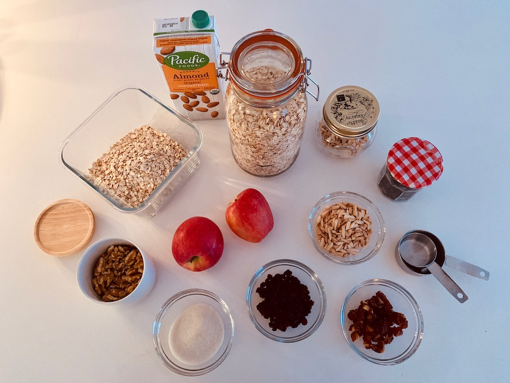 Brian's Bircher Muesli・The Reluctant Cook
