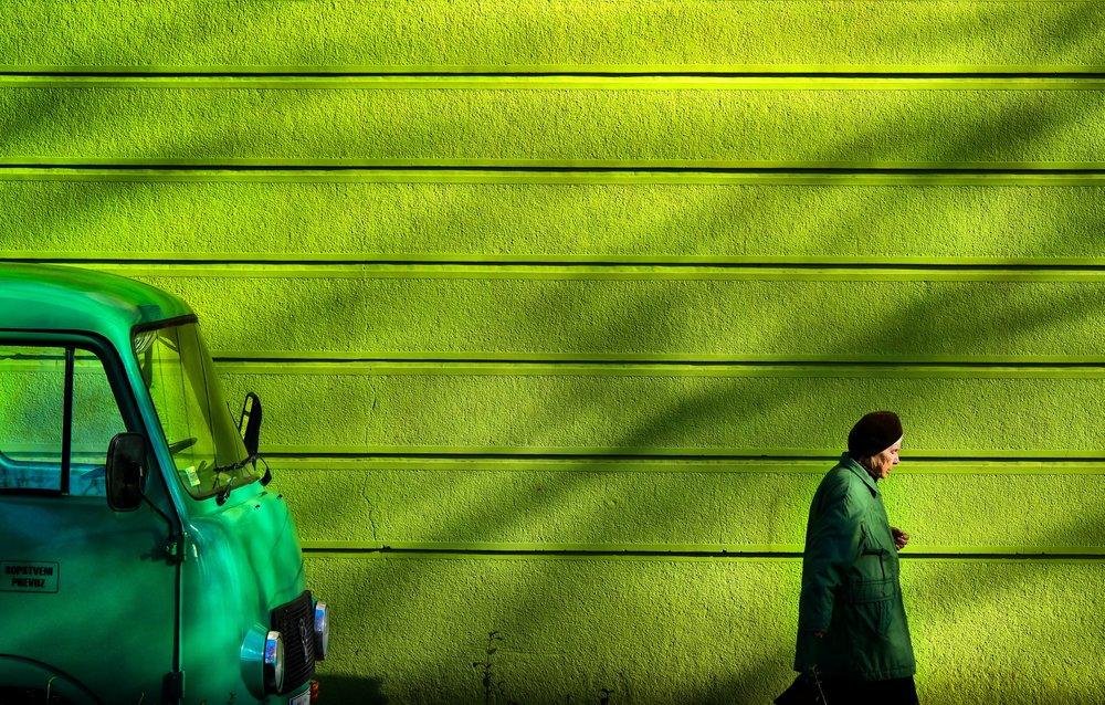 old green | Zlatko Vickovic