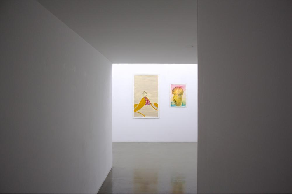 """""""O Caminho Estreito Para O Sul Profundo""""  (The Narrow Road To The Deep South)  - Group show, Artists Collective Est Secum, Espaço AZ, Lisbon, 2014"""