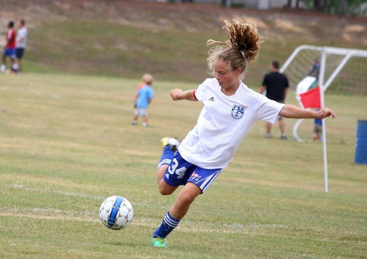Alexa soccer