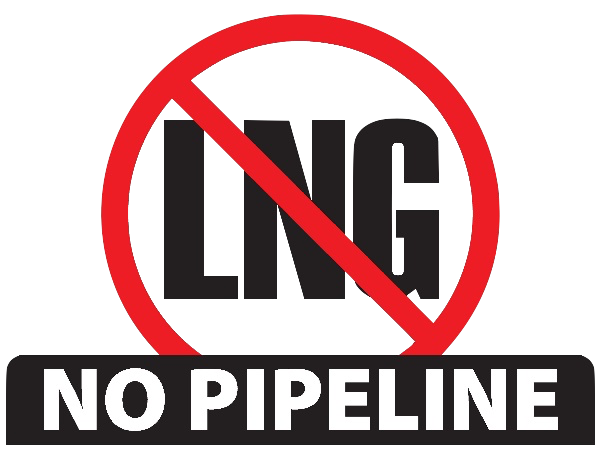 NO LNG EXPORTS
