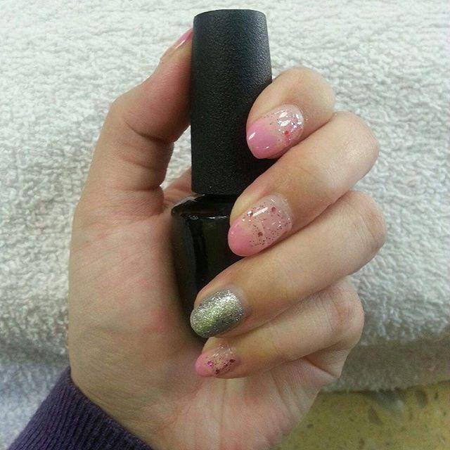 #nailtime at #oleisure #nails #nailart #salonlife #nailsdid #perfectnails #chulavistanails #chulavista #nationalcity #sandiego