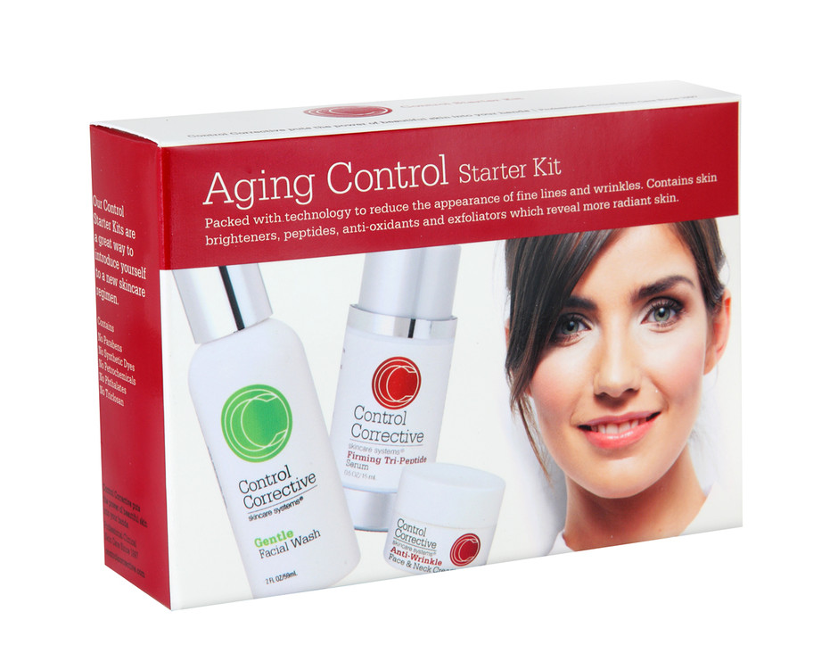 Control Corrective Aging Control Starter Kit