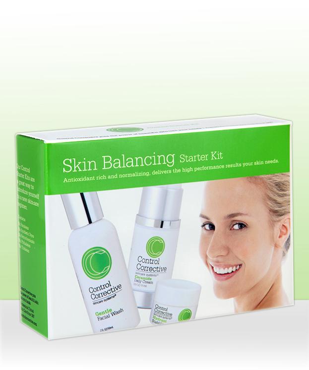 Control Corrective Skin Balancing Starter Kit