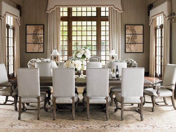 Modern Formal Dining Room Furniture. Affordable ...