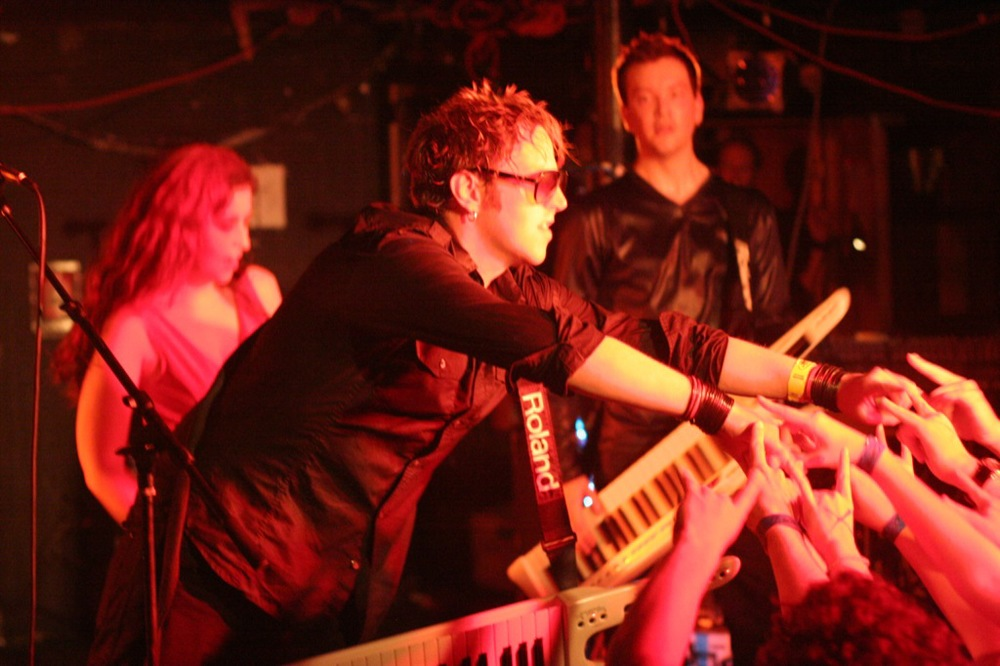 Sean, Freezepop, 2007
