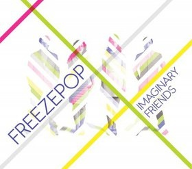 Arch 36 - Freezepop - Imaginary Friends (limited edition) - CD