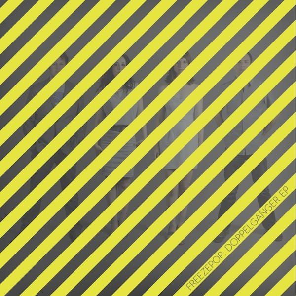 Arch 37 - Freezepop - Doppelganger EP - CD