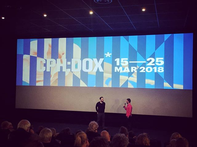 Don't forget to see THE DISTANT BARKING OF DOGS @cphdox