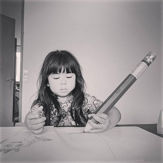 The niece focus.
